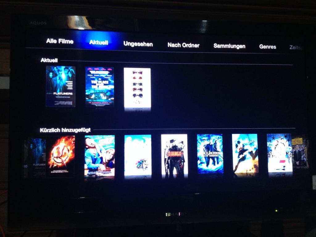 Filmauswahl